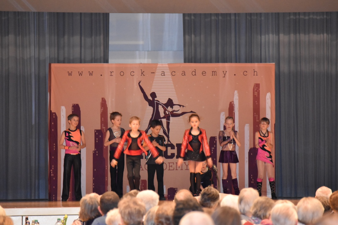 Show GV Quartierverein 2016