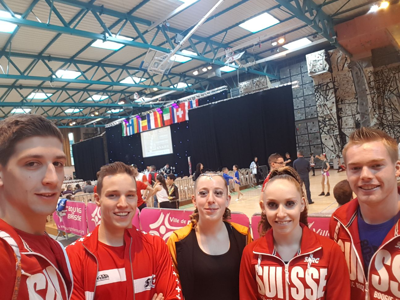 Weltcup Bourg en Bresse 2018
