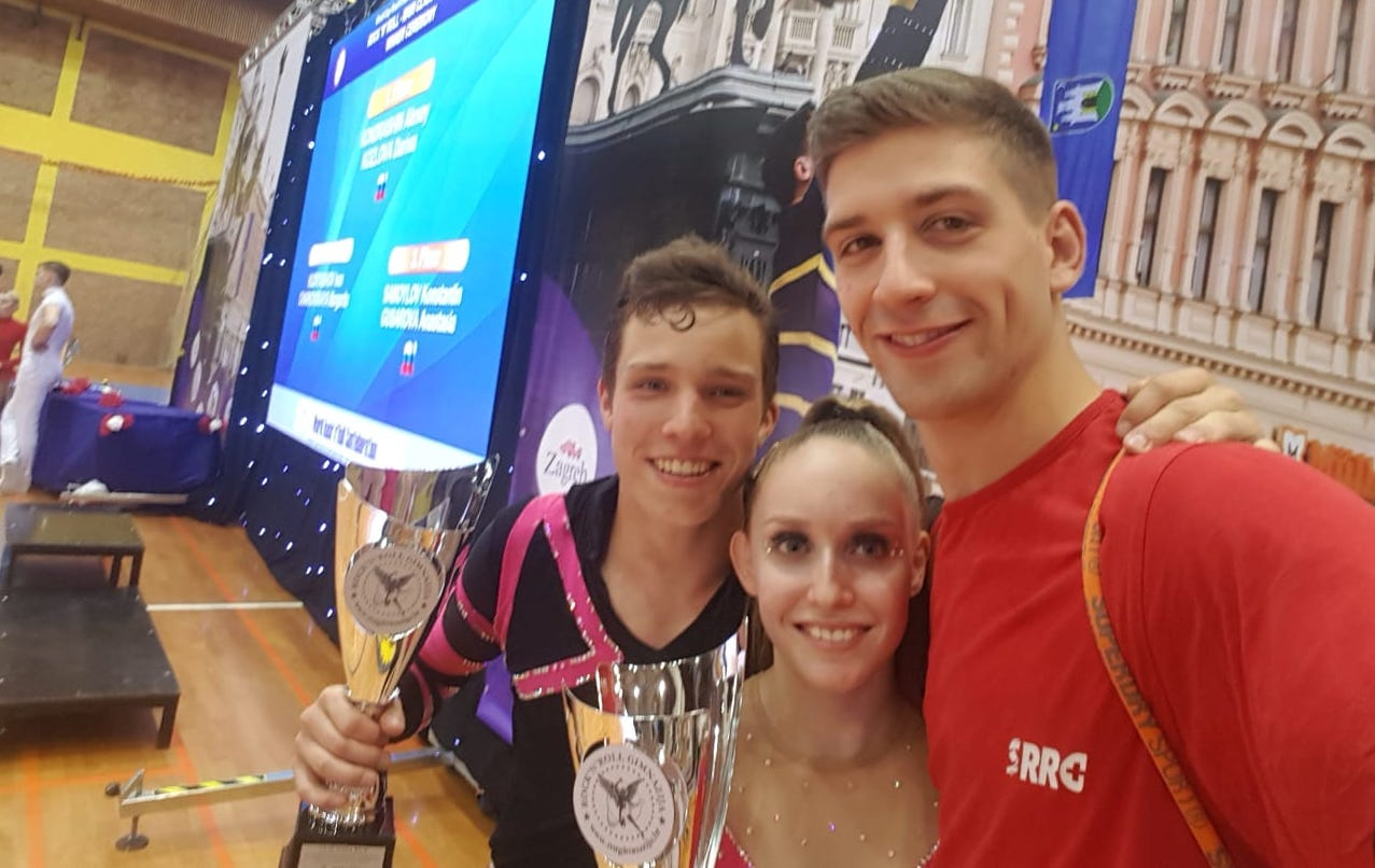 Weltcup in Zagreb