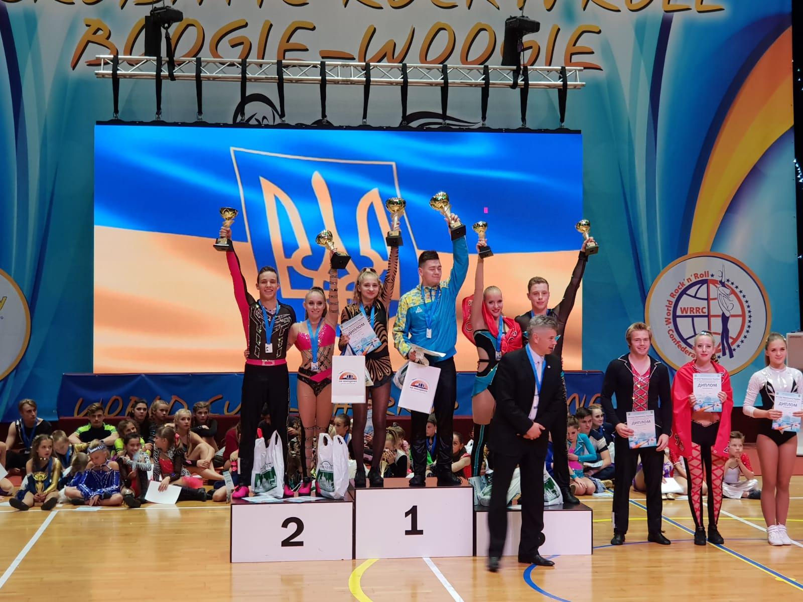 Weltcup und nationales Turnier Kharkiv