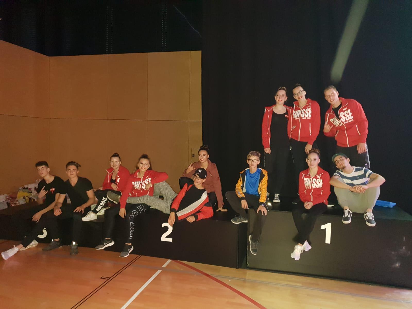 WM Graz Paarformation