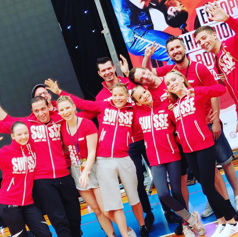 Europameisterschaft und  Bern Cup 2019